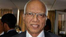 Kheshoe Parsad Matadeen tire sa révérence