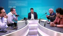 Tour d'horizon politique avec Jocelyn chan Law, dharam gokhool et Samad golamaully