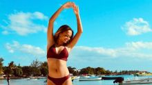 Natasha Bruneau : «Le mannequinat c'est tout un sport