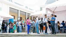 Job Fair à Rose-Hill : plus de 1 500 offres d'emploi et des stages à la clé