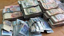 [Document] Découvrez les revenus et les dépenses de l'Etat pour les cinq dernières années