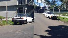 Voiture abandonnée à Marie Jeanne Road, Vacoas : la police de l'Environnement sévira