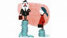 Inégalité dans le secteur privé : les femmes touchent 50 à 70 % du salaire des hommes