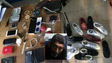 À Mahébourg : il cambriole une maison devant ses occupants