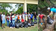 World Cleanup Day : Mauritians Mobilized to Make Paradise Clean