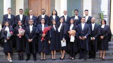 Judiciaire : découvrez les 19 nouveaux avocats