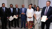 Diplomatie : cinq nouveaux consuls honoraires en poste