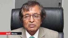 Le ministre Gayan actuellement au CCID