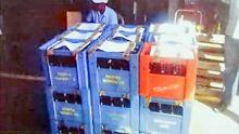 Opération crackdown :  la MRA met la main sur Rs 200 000 de boissons alcoolisées non taxées