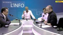 Démission de Lutchmeenaraidoo : débat politique