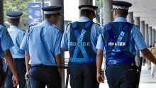 Force policière :395 jeunes recrues sur le terrain