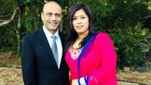 Bobby et Teena Hurreeram : un amour mature !
