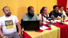 Deux membres de Rezistans ek Alternativ recherchés par la police