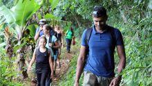 Aman Ramchurn, le 'survival expert' de Chamarel