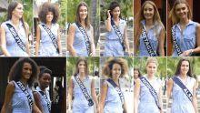 Trente candidates de Miss France à Maurice