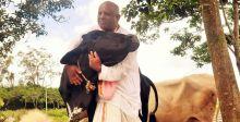 Rajendraparsad Boodhun: «La vache est notre mèreet nous devons la protéger»