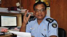Mohit Ramah, de la Traffic Branch :« La police n'a pas les moyens de savoir si quelqu'un a pris de la drogue »