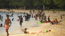 En images : qui dit lundi de Pâques, dit fête à la plage
