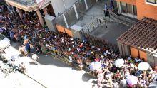 Sinistrés des inondations : tensions aux abords des bureaux de la Sécurité sociale