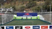 À Port-Louis : conflits entre équipes autourd'un terrain de foot
