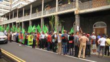 Mouvement Ti-planteurs Cannes : Rs 2 500 réclamées par tonne de canne à sucre