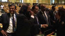 Chagos : le PMO dédie la victoire à SAJ