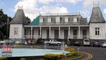 Curepipe : plus de la moitié des travaux de rénovation de l'hôtel de ville complétés