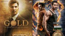 «Gold» et «Satyameva Jayate» se dirigent vers le milliard