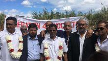 Affaire l'Amicale : la libération des quatre condamnés en images