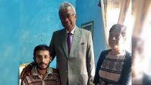 La Global Rainbow Foundation vient en aideà Avinash Gokool et sa mère