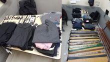 Vol de Rs 388.325 d'articles : deux habitants dePlaine-Verte arrêtés