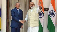 Législatives indiennes : Pravind Jugnauth félicite son homologue Narendra Modi