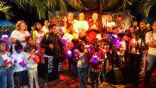 AIDS Candlelight 2019 à Cité Telfair : intensifier la lutte pour la santé et les droits