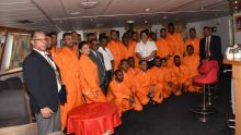 Mauritius Ports Authority : 25 apprentis marins prennent la mer