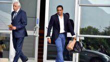 Affaire Alvaro Sobrinho : «Report on Departure» contre Alvaro Sobrinho