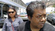 Photo de Kobita Jugnauth et Sherry Singh - Ruhomally : «Mes commentaires relèvent de l'intérêt national»