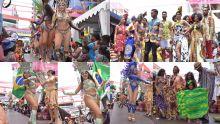 Festival Internasional Kreol : un avant-goût de carnaval