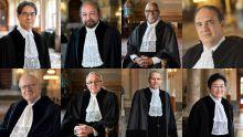 Les juges des anciennes colonies insatisfaits