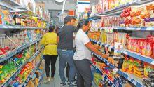 Consommation : le coût de la vie augmente de 0,6 % en un mois
