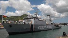 Faute de place en cale sèche à Port-Louis – Barracuda: les réparations achevées en octobre