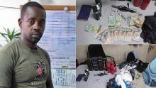 Il repart avec un butin de Rs 300 000 : libéré de prison, le suspect de nouveau épinglé