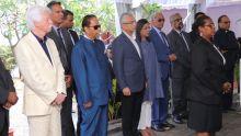 Commémoration de la déportation des Chagossiens - Pravind Jugnauth: «Mo kontan ki ban Sagosien pann less zot tante par stratezi ban Angle…»