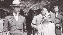 Histoire(s) du turf : une coupe en or pour la visite du Duc d'York