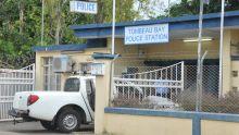 Baie-du-Tombeau : un policier agressé à coup de pierre à la tête