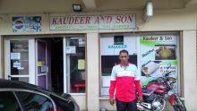 Ahmad Kaudeer : les dholl puris du succès
