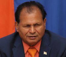 Raj Dayal : «Je suis solidaire du gouvernement»