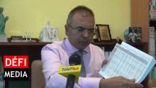 Sanjeev Teeluckdharry: «J'ai rencontré Peroomal Veeren uniquement en tant que professionnel»