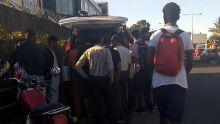 Les opérateurs de St-Pierre en colère : lorsque les marchands ambulants s'installent devant leurs commerces