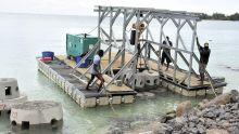 Travaux à Mon-Choisy : la plage aura unenouvelle tête en octobre