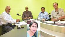 Au cœur de l'info - Leela Devi Dookun-Luchoomun : «1.600 collégiens avec trois 'Credits'»